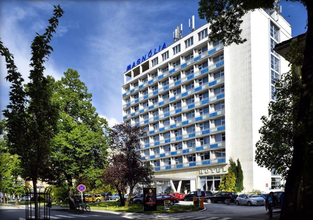Hotel Magnólia exteriér