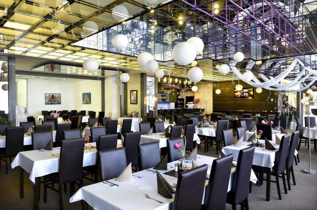Hotel Magnólia reštaurácia