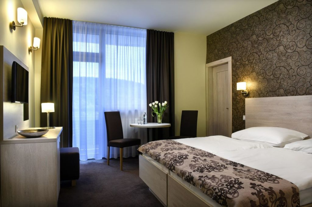 Hotel Magnólia izba
