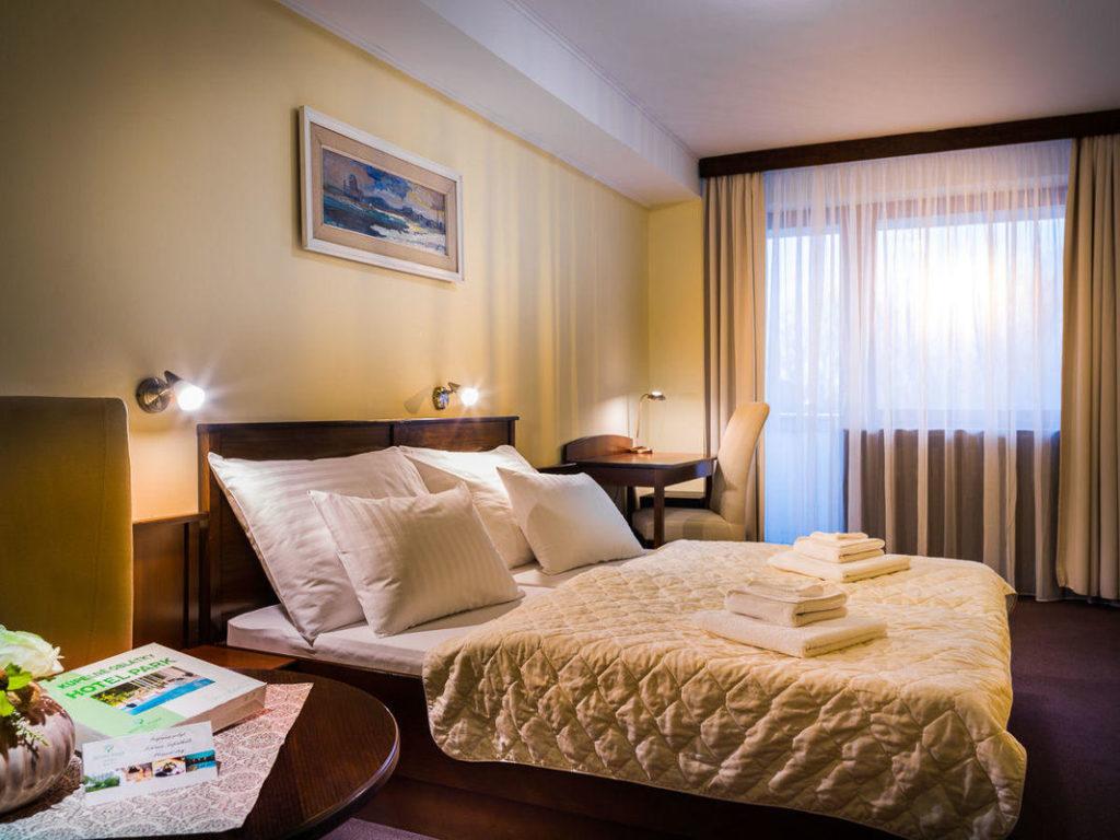 Wellness Hotel Park izba