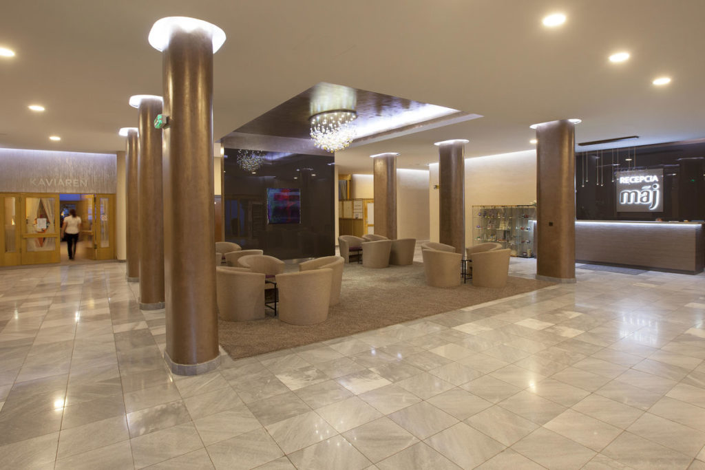 Hotel Spa wellness máj