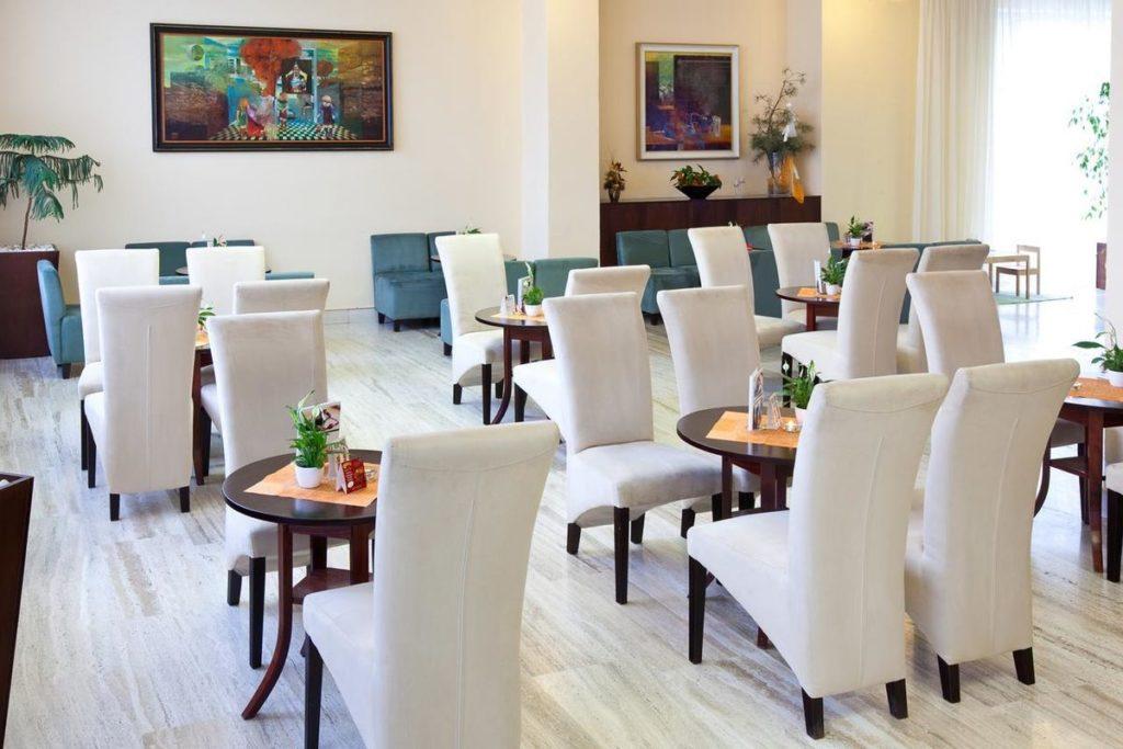 reštaurácia wellness hotel park